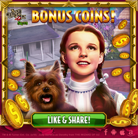Slots – Wizard of Oz Free Tokens
